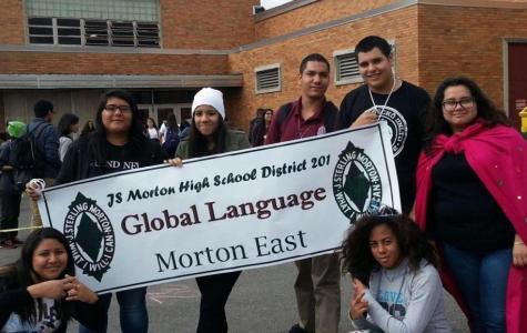 Modern Language Club talks the talk, walks the walk