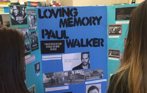 In loving memory of Paul Walker