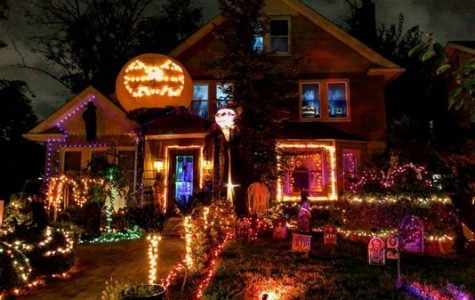 Decorating for Halloween is a billion dollar business