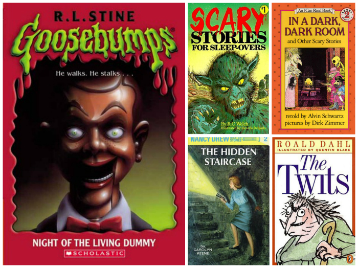 Scariest Books At Morton East Get Checked Out Pony Express News