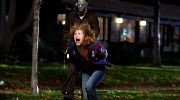 Let's hope Michael Myers doesn't chase you this Halloween.