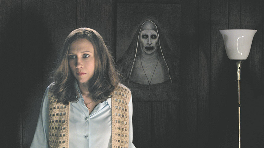 The+Conjuring+also+spawned+many+prequels+--+including+Anabelle+Creation+and+the+Nun.+