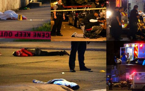 Chicago homicides haunt our thoughts, city