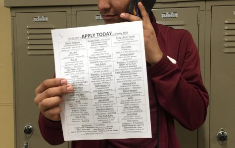 Morton East students get jobs for different reasons