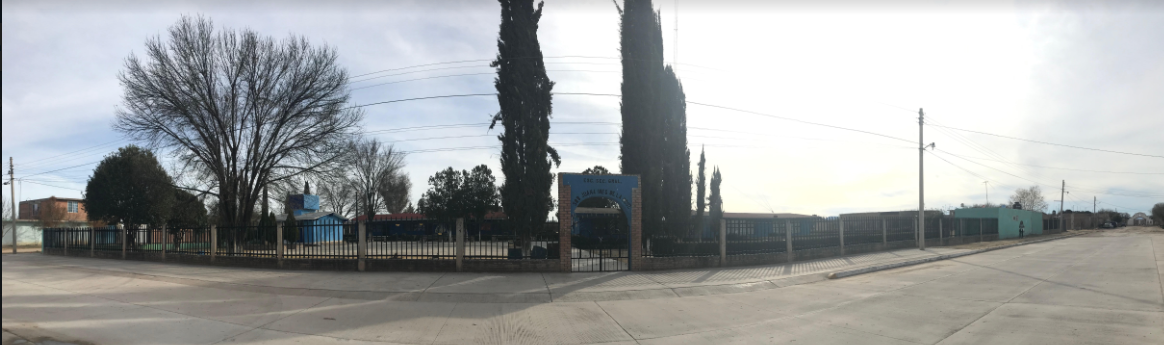 Segundaria Sor Juana Ines de La Cruz en La joya, Durango, Mexico.