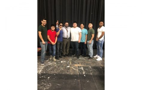 Nominees compete for Mr. Morton East title