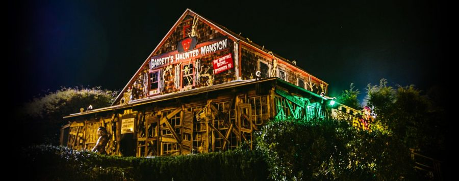 Haunted Houses are on the rise
