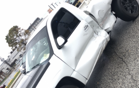 Majority of students have had car accident