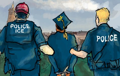 East students have seen someone deported