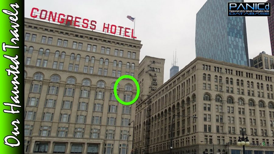 Congress Hotel is Chicago's