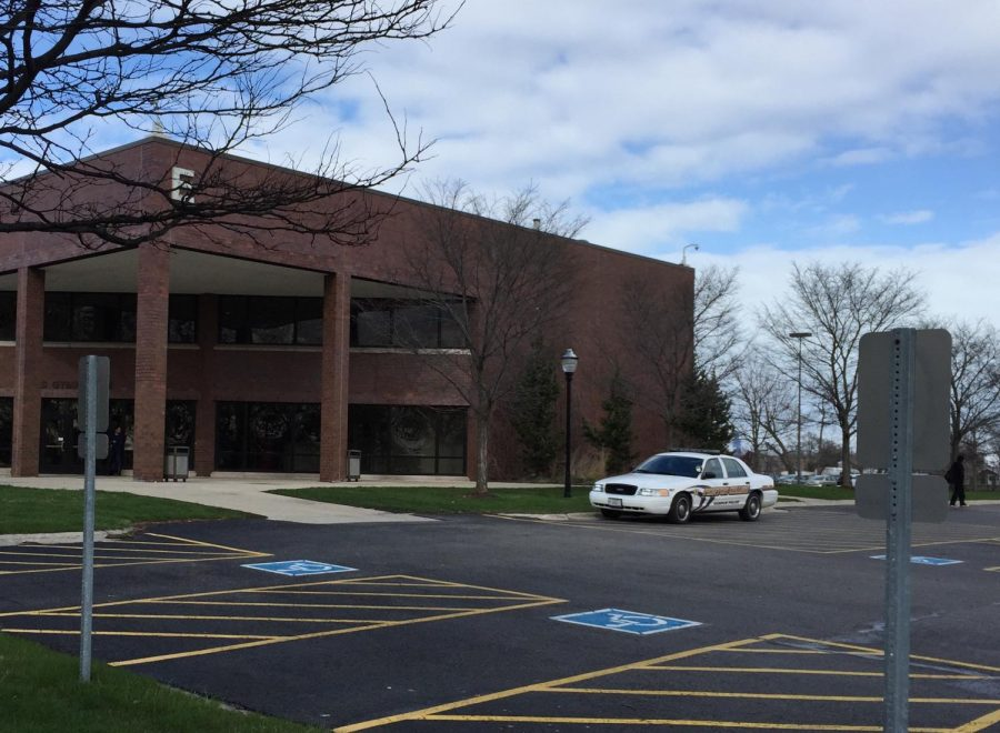 A ghost is enrolled at Morton College in Cicero.