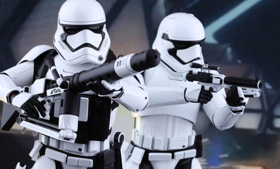 Stormtrooper costumes -- especially for women -- may very well be this years most popular costume.