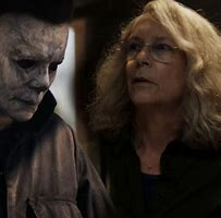 40 years later, Laurie Stroud turns the tables on Michael Myers -- and the hunted becomes the hunter.