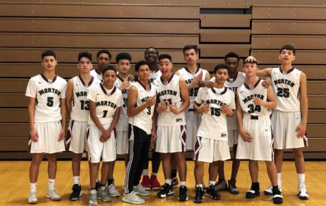 J.S Morton Basketball Team ready for 2k19