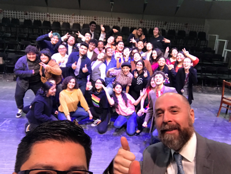 "Morton West's musical ""In the Heights""  trends on social media"