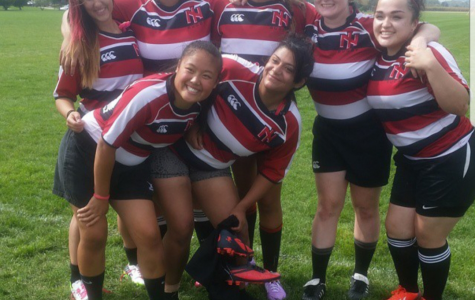 Photo essay:  Girls rugby starts at Morton