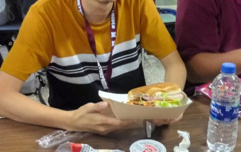 Many students want changes to school caf, food