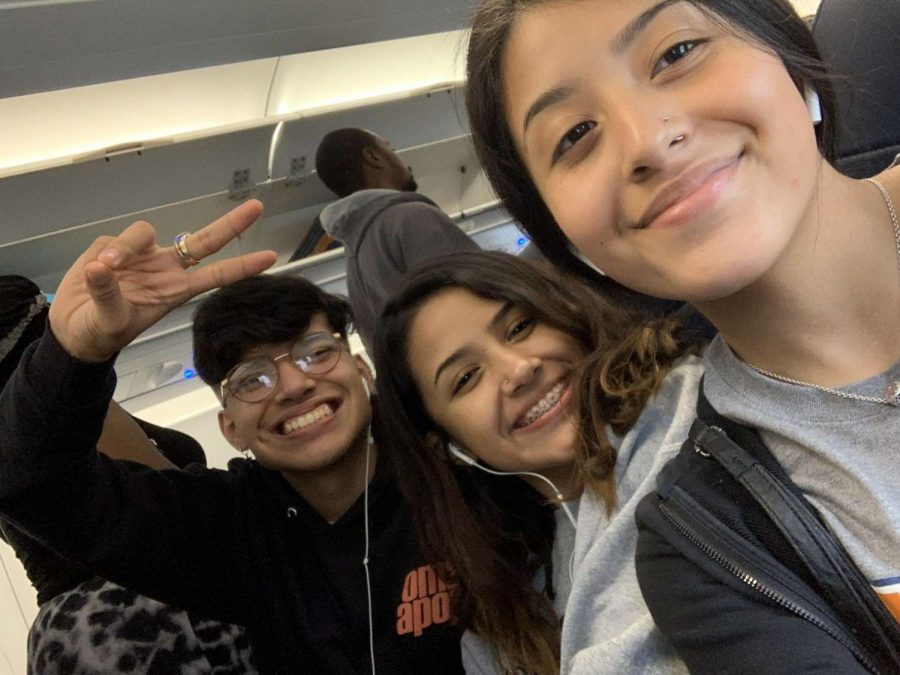 Majority+of+East+students+have+flown+on+airplanes