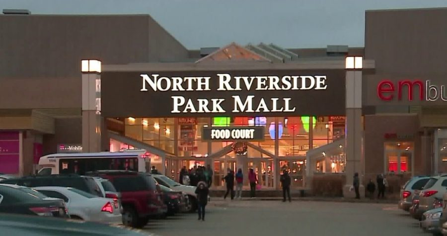 North Riverside Mall in Berwyn, Illinois