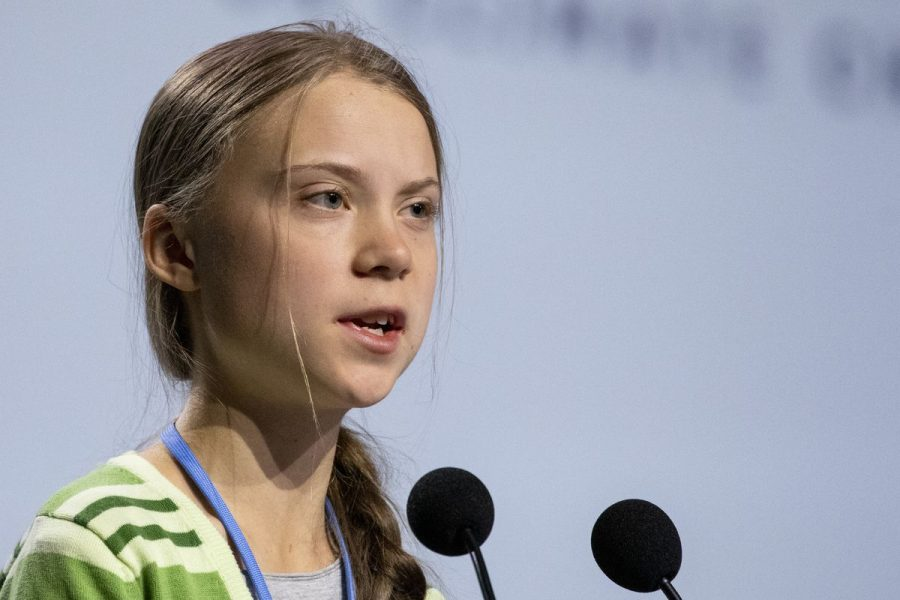 Greta+Thunberg+is+the+best+activist+of+last+year%2C+according+to+East+campus