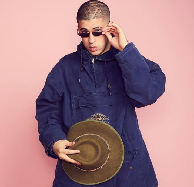 Bad+Bunny+is+the+best+Latino+artist+outbreak+of+last+year%2C+according+to+East+campus