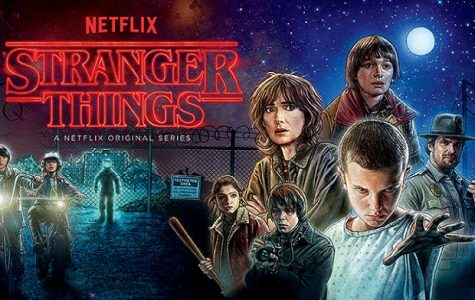 Stranger Things is the best show of last year according to East Campus.