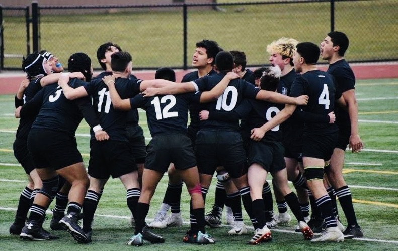 Photo Essay: Morton Rugby rocks, rucks and mauls