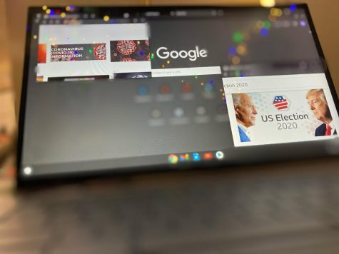 Most googled searched in 2020 was the Elections and Coronavirus.