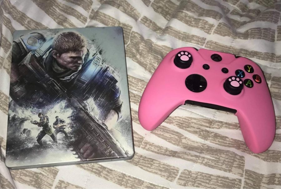 Xbox+game+and+control+